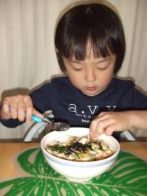 2008年5月22日親子丼