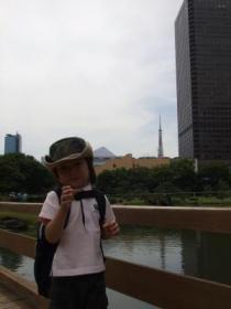 2008年6月1日東京タワー