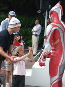 2008年6月1日握手
