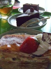 2008年6月13日ケーキ