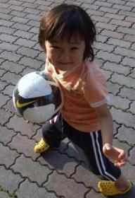 2008年6月12日サッカーボール