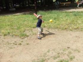2008年6月15日野球2