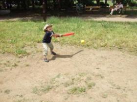 2008年6月15日野球3