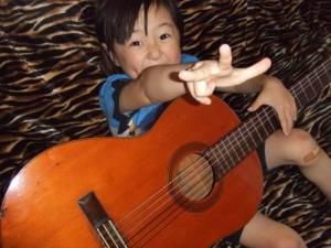 2008年6月29日ギター2