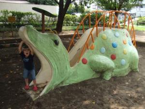 2008年8月1日恐竜