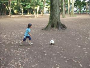 2008年8月サッカー