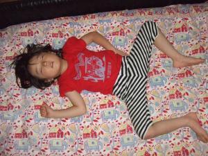 2008年8月8日おやすみ
