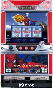 パチスロ スパイダーマン2