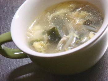 簡単スープ