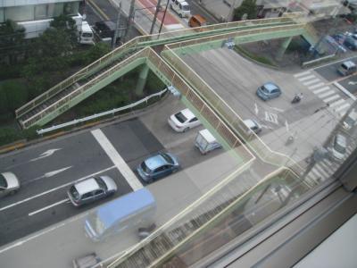 第一歩道橋