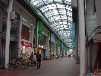 徳島市商店街
