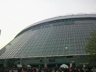 東京ドーム(X)