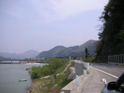阿賀野川です