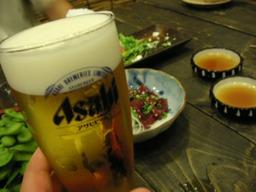 ビールうまい(*゚▽゚)ノ