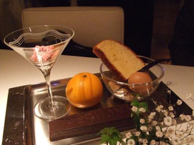 chez tomo(シェ・トモ)  デザート