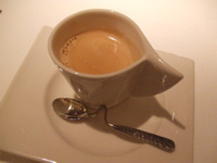 chez tomo(シェ・トモ)  コーヒー