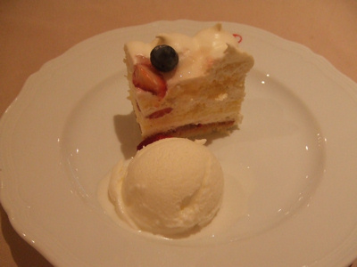 Cuore de ROMA(クオーレディローマ) デザート