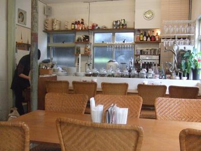 シンガポール料理 Five Star Cafe 五星鶏飯 店内