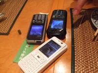 おそろいの携帯電話