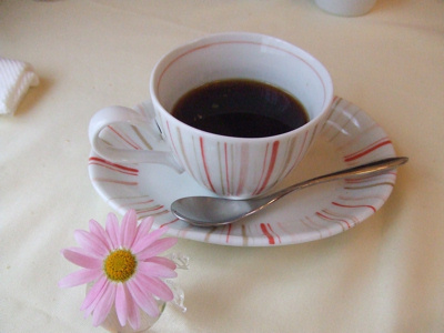 シャポン・ファン コーヒー