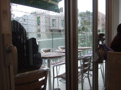 代官山 cafe suruga(カフェ スルガ) テラス席