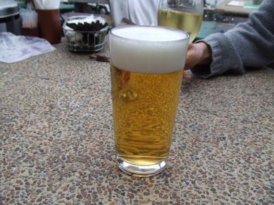 モンスーンカフェ 生ビール