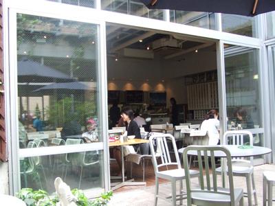 BAKERY CAFE632 (ベイカリーカフェ632) 店内