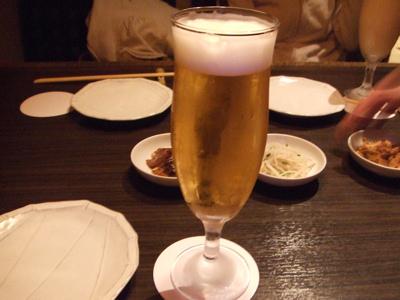代官山 オンジェナ ビール