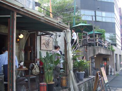 モンスーンカフェ 代官山店