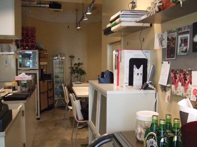 オーガニック・和カフェ LDK  店内