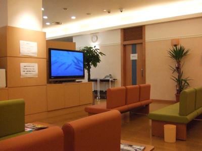 東京レーシックセンター 待合室