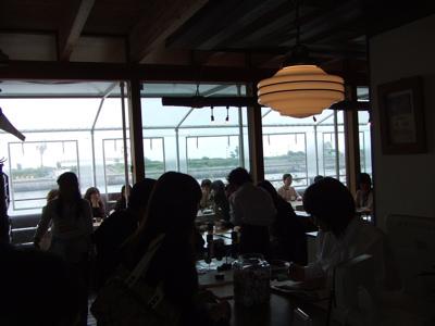 江ノ島の和食屋さん『小屋』(コヤ)  店内