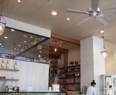 Cafe AMANDINE(カフェ アマンディーヌ) 店内