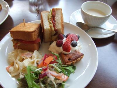 Cafe AMANDINE(カフェ アマンディーヌ) ランチセット