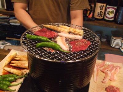 小野田商店 焼き焼き