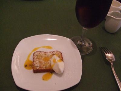 Braceria La Fame (ブラーチェリア・ラ・ファーメ) デザート