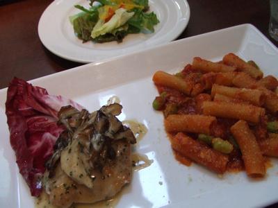 カバチ 麹町店 パスタと魚