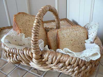 くまのパン
