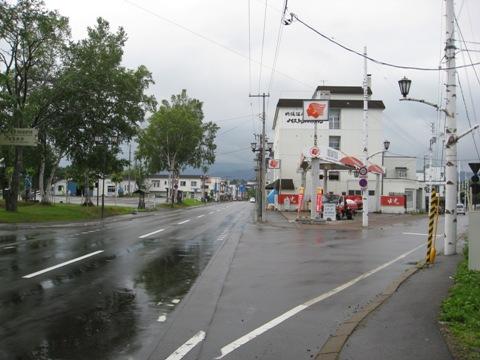 梅雨のような天気が続く道東