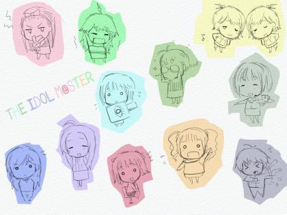 アイドルマスター018