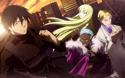 DARKER THAN BLACK010