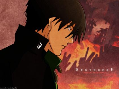 DARKER THAN BLACK012