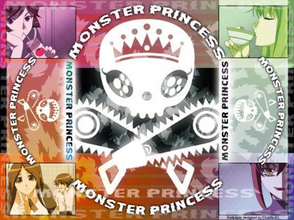 怪物王女009