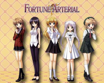 FORTUNE ARTERIAL002