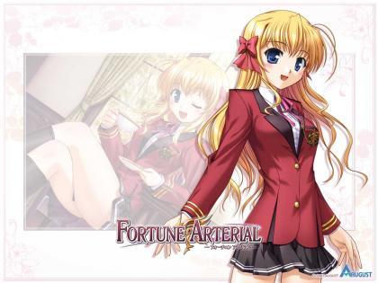 FORTUNE ARTERIAL006