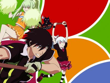 DARKER THAN BLACK~黒の契約者~026
