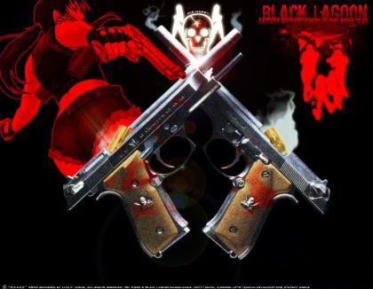 BLACK LAGOON033