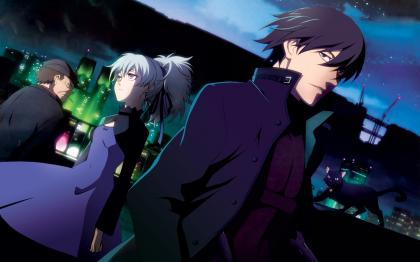 DARKER THAN BLACK~黒の契約者~040