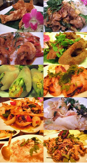 タイ料理オンパレード
