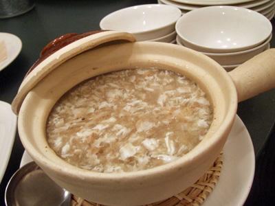海鮮サワースープ
